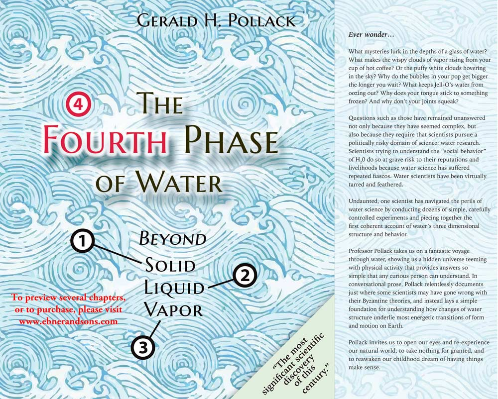 The Fourth Phase of Water - Gerald Pollack