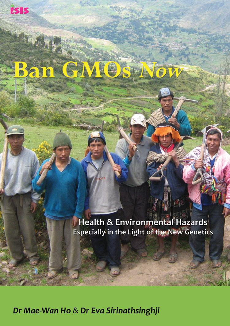 Ban GMOs Now