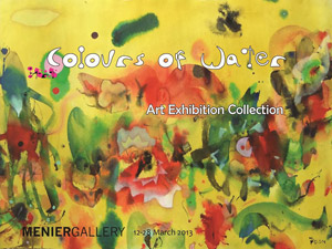 Colours of Water Art Exhibition Collection