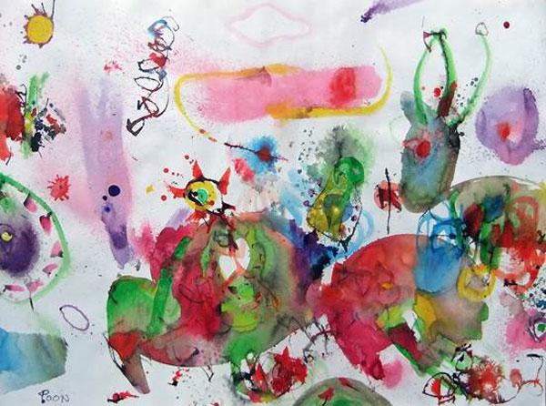 Raindance by Li Poon