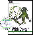 Which Energy Report + Audio Disk of Launch Conference