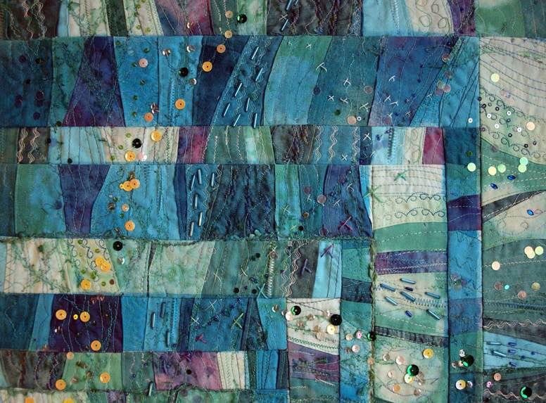 Aqua Vita by Kathy Haffegee