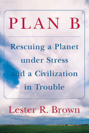 Rescuing a Planet under Stress and a Civilization in Trouble
